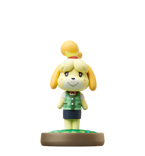 Isabelle - Summer Outfit