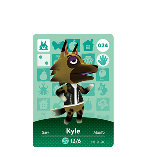 picture relating to Printable Amiibo Cards called Animal Crossing Playing cards - Sequence 1 - amiibo lifestyle - The