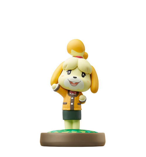 Isabelle - Winter Outfit