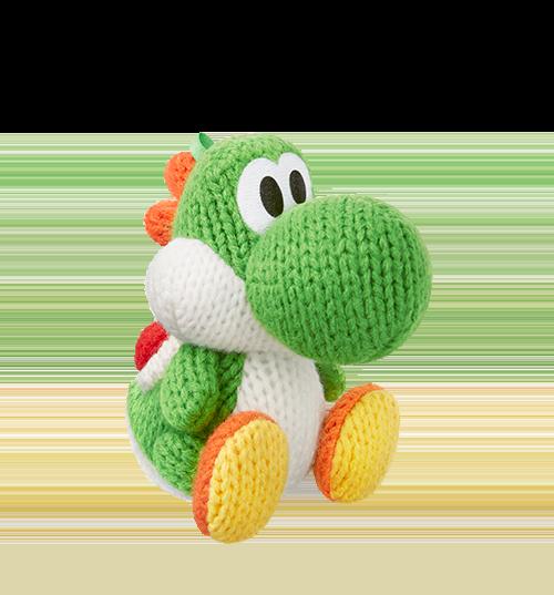 Green Yarn Yoshi