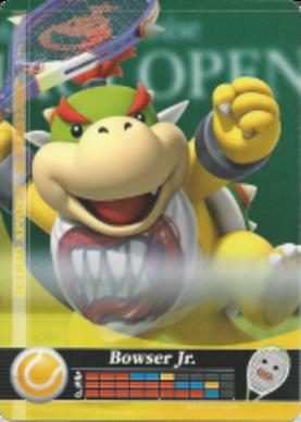 Sports Bowser Jr Tennis Character Amiibo Life The