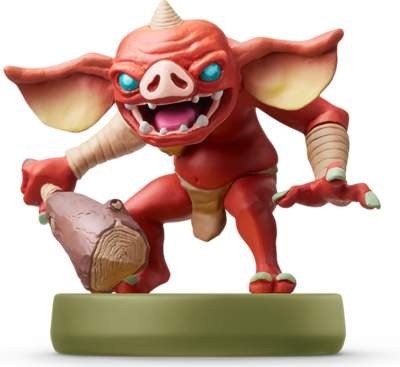 Bokoblin The Legend Of Zelda Amiibo Figure Amiibo Life