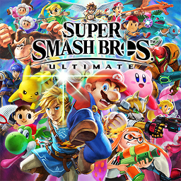 Super Smash Bros Ultimate Switch Amiibo Compatible Game